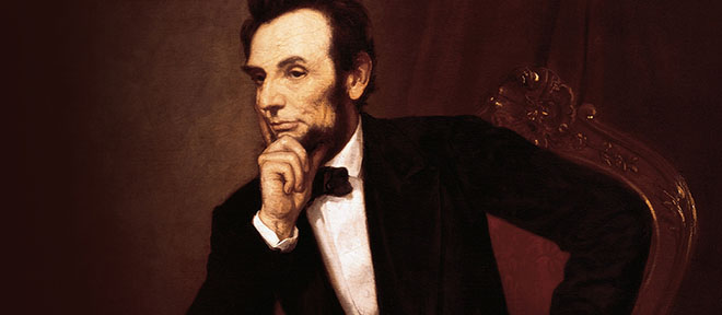 Abraham Lincoln was afraid of public speaking