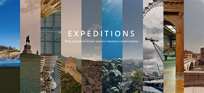 Google Expeditions (Travel)