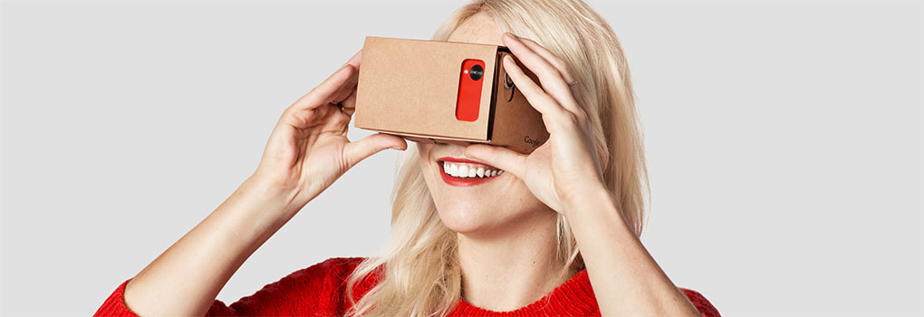 Advantages of Google Cardboard for Online Courses