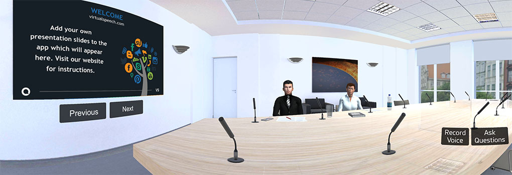 Improve your Sales Skills with VR Training