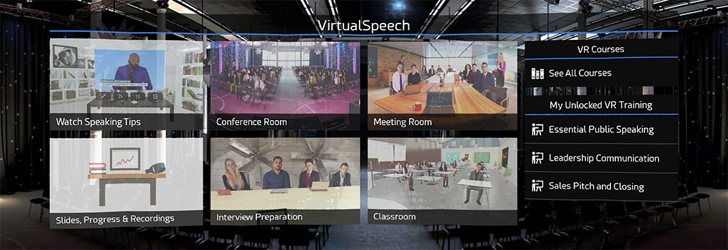 Learn English Language and Culture for the Workplace in VR