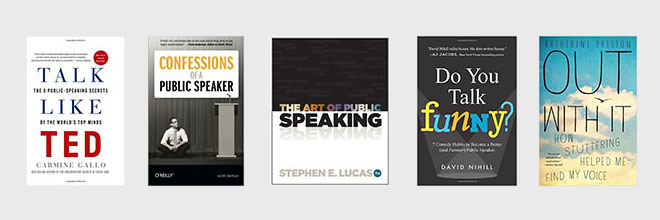Greatest Public Speaking Books