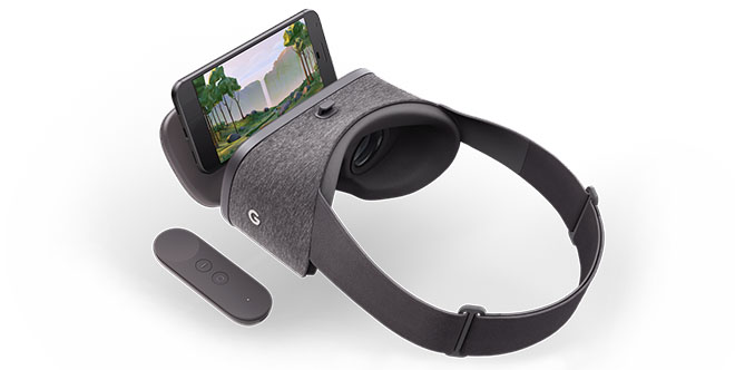 VR headset to practice your presentation with.