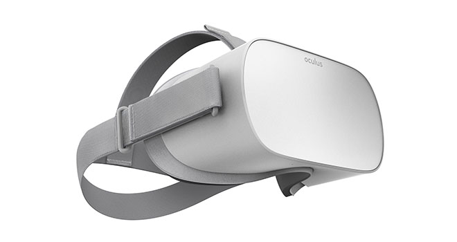 Advantages of Oculus Go for Corporate Training and