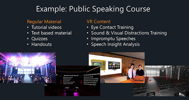 Online Training Courses with VR