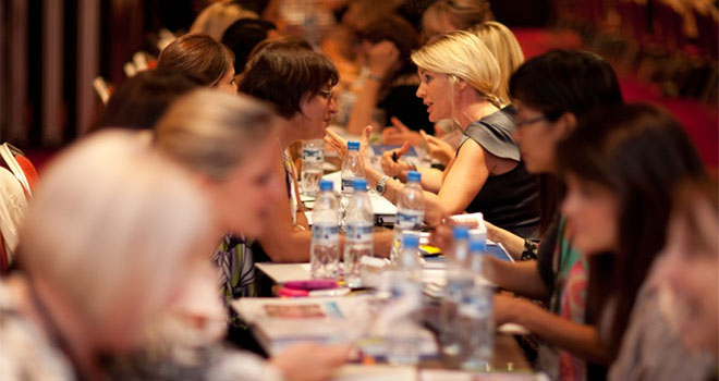Speed networking for new business opportunities