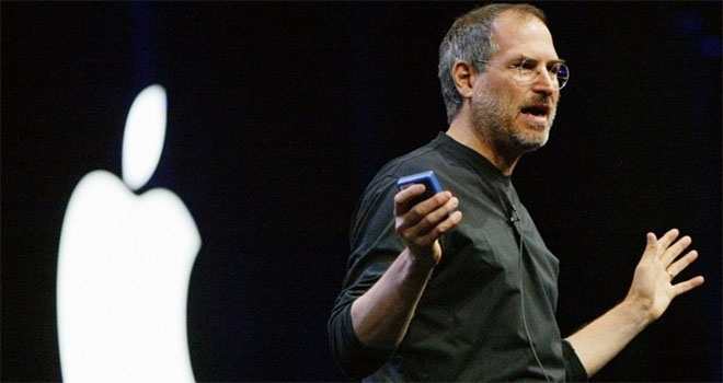 10 presentation techniques Steve Jobs used