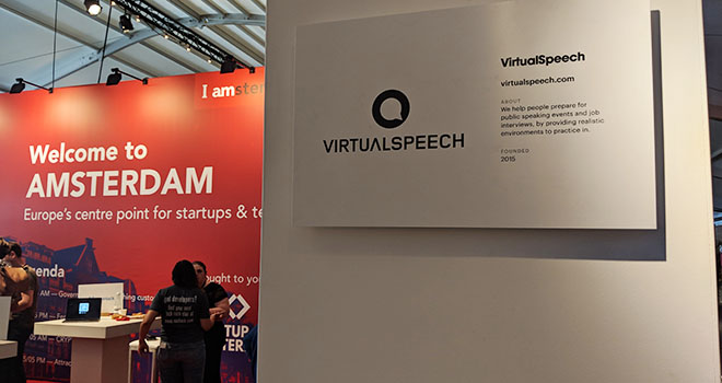 VirtualSpeech at TNW conference