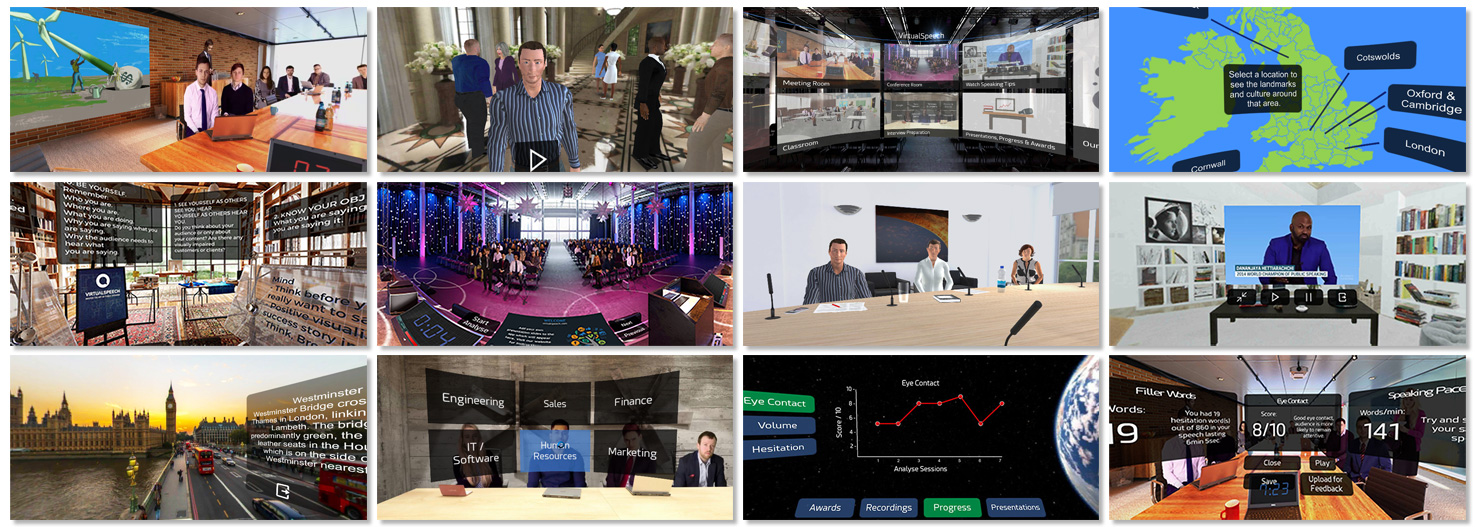 Job Interview Preparation: Practice Interviews in VR