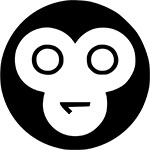 100th Monkey logo