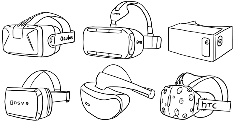 List of virtual reality headsets