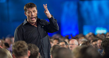 Top 15 Motivational Speakers Ranked by Popularity