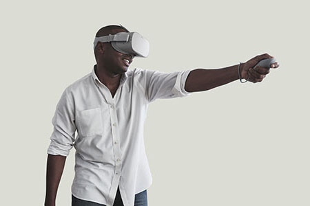 Enterprise training with VR